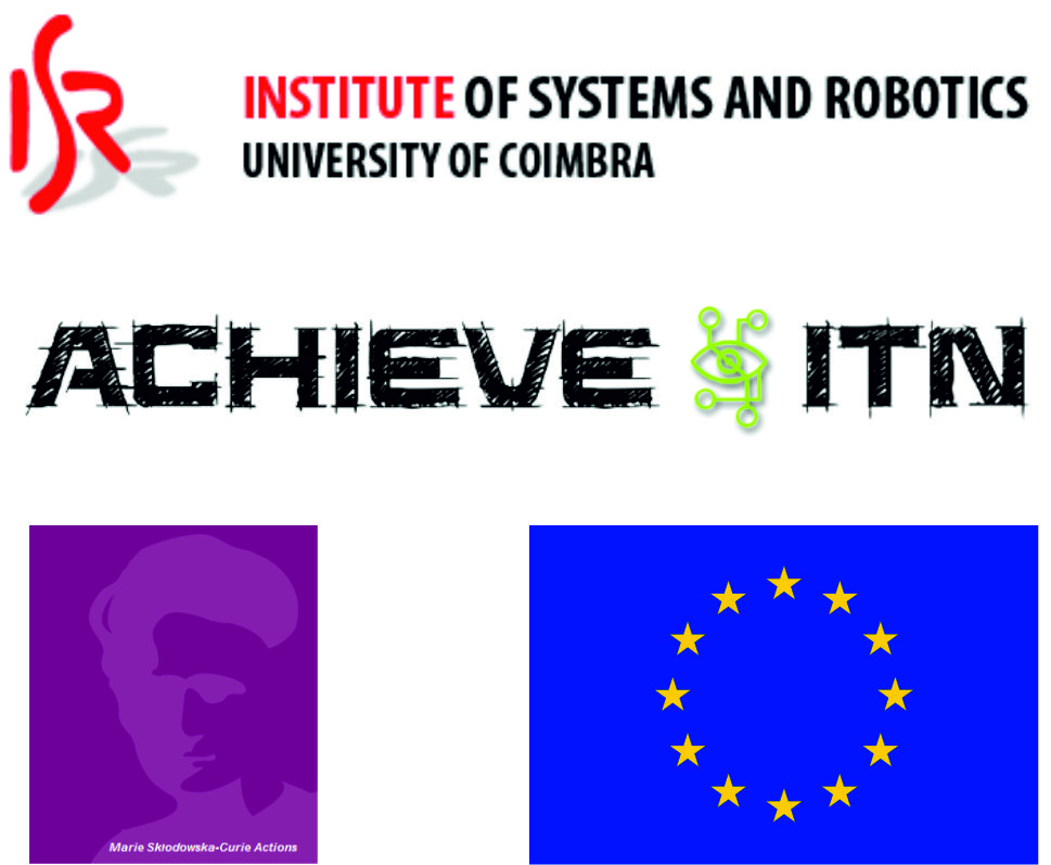 Institute of Systems and Robotics—University of Coimbra (ISR-UC) / H2020 ITN ACHIEVE